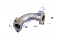 INTAKE MANIFOLD FOR MOTORCYCLE 110-125CC