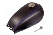 UNIVERSAL STEEL FUEL TANK FOR MOTORCYCLE