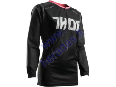 Long sleeve JERSEY off road THOR S7W WOMEN