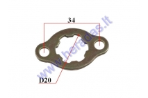 Sprocket retainer innerD20