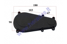GEARBOX COVER FOR mini atv 50cc