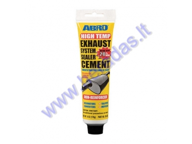 Exhaust system sealer paste ABRO