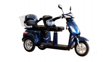2-seat electric trike scooter, tandem mobility scooter Electron MS04 (Please contact for the sending terms and price: parduotuve@heradas.lt)