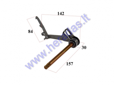 GEAR SHIFT FOR MOTOCYCLE YX140-160cc  L190 D12