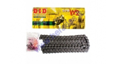 CHAIN FOR DID520VX2-110 CHAIN TYPE 520, 110 LINK, X-RING
