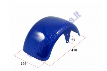FRONT FENDER FOR ELECTRIC MOTOR SCOOTER, FIT TO CITYCOCO