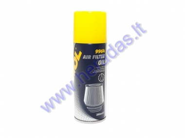 AIR FILTER OIL FOR MOTORCYCLE