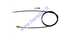 ELECTRIC TRIKE MOBILITY SCOOTER REAR BRAKE CABLE, FITS MS03 L190 cm
