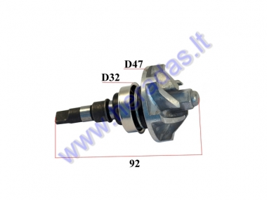 Water pump set D24
