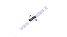 CLUTCH PIN FOR MOTORIZED BICYCLE 50-80cc ENGINE (USE TOGETHER WITH CBF50135)