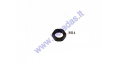 OUTER CLUTCH NUT FOR MOTORIZED BICYCLE 50-80CC ENGINE M14x1