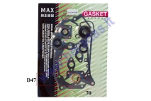 ENGINE GASKET SET FOR MOTORCYCLE SIMSON, OIL SEAL 20/35/7 22/35/7 20/47/8 20/30/7