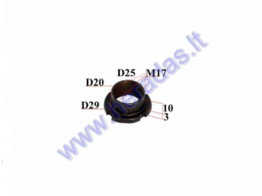 ADJUSTER NUT FOR MOTORIZED BICYCLE CLUTCH 50-80cc ENGINE
