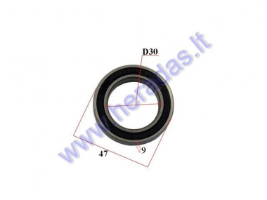 Front wheel bearing for KTM motorcycle 30/47/9  1000906