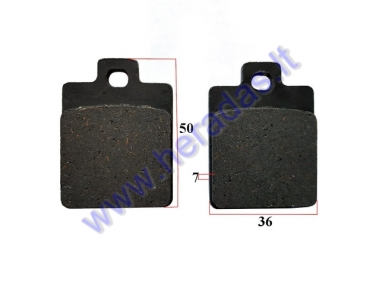 BRAKE PADS FOR SCOOTER Generic,Vapor,Aprilia,Yamaha,gilera