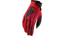 TEXTILE MOTORCYCLE GLOVES THOR S8 SECTOR