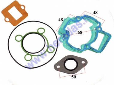 GASKET SET FOR 50cc  Aprilia SR