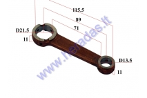 CRANKSHAFT CONNECTING ROD FOR MOTORIZED BICYCLE 80CC