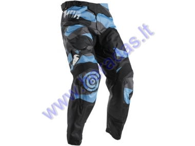 Pants OFF ROAD THOR S7 Pulse Covert