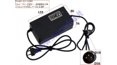 36V 1.5A Battery charger