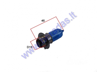 LIGHT BULB for ELECTRIC QUAD BIKE 36V  2 PINS