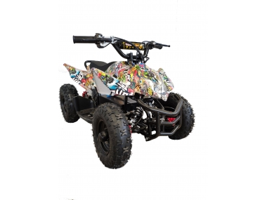 ELECTRIC QUAD BIKE GEPARD SUPER EDITION  500w. 36V with BRUSHLESS MOTOR