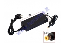 48V LITHIUM-ION BATTERY CHARGER. SUITABLE FOR ELECTRIC SKATEBOARD, ELECTRIC BICYCLE 48V BATTERY CHARGING.  Output voltage 54V