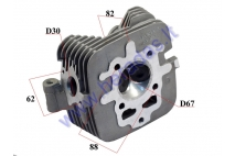 Cylinder head for ATV quad bike, motorcycle 250cc