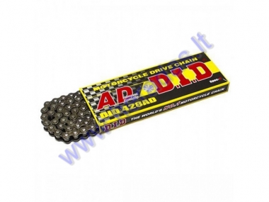 CHAIN FOR ATV QUAD BIKE ROLLER 8,6 L140 Advanced Durability D.I.D CHAIN TYPE 428 LENGTH 140