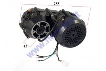 ELECTRIC TRIKE SCOOTER ENGINE WITH TRANSMISSION GEARBOX 60V 900W MS03 MS04