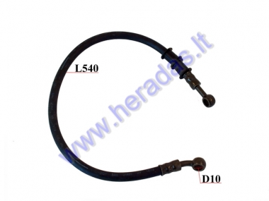 Brake hose for motorcycle L54 D10