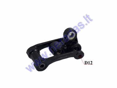 REAR SHOCK ABSORBER LINKAGE FOR MOTORCYCLE, FITS MOTOLAND MTL250