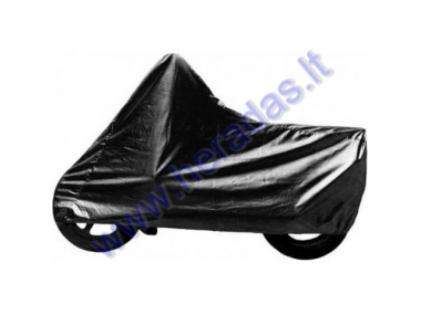 Cover for motocycle XL 245x105x125cm