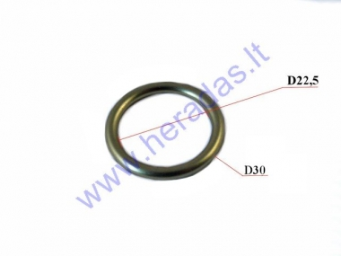 EXHAUST GASKET RING 4T 50cc GY6 D30