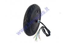 Engine for electric kick scooter with tyre 36V 250WAT fits for model ELESMART E3