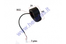 THUMB THROTTLE ACCELERATOR FOR ELECTRIC KICK SCOOTER 36V 250WAT FOR MODEL ELESMART E3