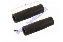 Grips for electric kick scooter 2pcs for model ELESMART E3