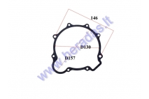 GASKET FOR MOTOCYCLE ENGINE RIGHT SIDE COVER AIR 200-250 cc MTL250 ENGINE TYPE 165FMM FOR MOTOLAND SHINERAY YXIANG FOR COVERl CBF35162