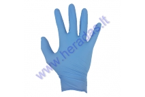 Nitrile gloves TROTON 100pcs, blue color L size