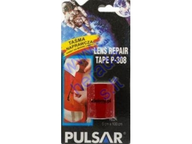 Light repair tape red