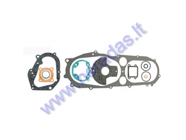 ENGINE GASKET SET FOR SCOOTER 50cc Aprilia,MBK,Yamaha