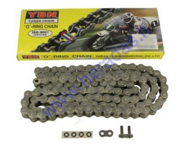CHAIN FOR ATV QUAD BIKE, motocycle, chain type 530-110 LENGTH O-Ring.