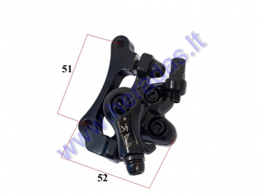 BRAKE CALIPER FOR Electric scooters  RIGHT SIDE SUITABLE FOR MODEL DL3  LIGHT