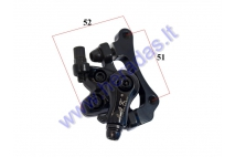 BRAKE CALIPER FOR ELECTRIC SCOOTERS LEFT SIDE SUITABLE FOR MODEL DL3 LIGHT