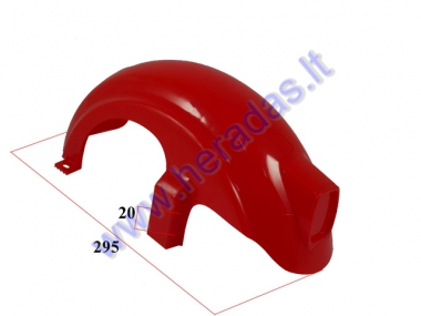 RIGHT SIDE FENDER FOR ELECTRIC TRIKE SCOOTER, MOBILITY SCOOTER 36V 300W DL3 LIGHT