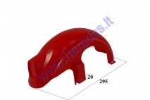 LEFT SIDE FENDER FOR ELECTRIC TRIKE SCOOTER, MOBILITY SCOOTER 36V 300W DL3 LIGHT