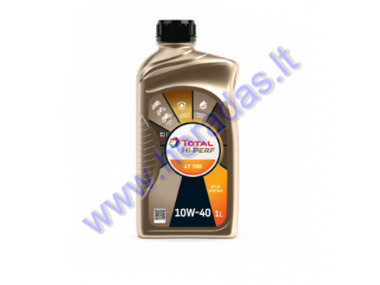 OIL FOR MOTOCYCLE HI-PERF 4T 10w40 1l