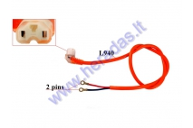 Electric scooter battery cord for CITYCOCO ES8008