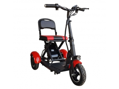 ELECTRIC TRIKE SCOOTER, MOBILITY SCOOTER 36V 300W (PLEASE CONTACT FOR THE SENDING TERMS AND PRICE: PARDUOTUVE@HERADAS.LT)