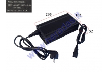 60V BATTERY CHARGER 3950 WAT FOR ELECTRIC MOTOR SCOOTER CITYCOCO ES8008 Fast Charging AC180v-240V Output 67.2V-4.0A for indoor use